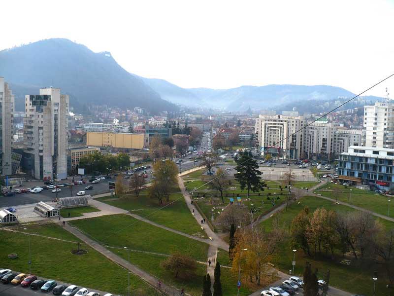 Centrul Civic Brasov